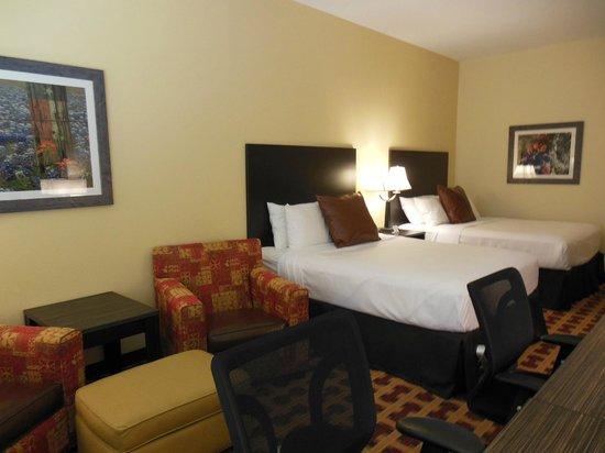 Baymont Inn & Suites Crystal City: Guest Room