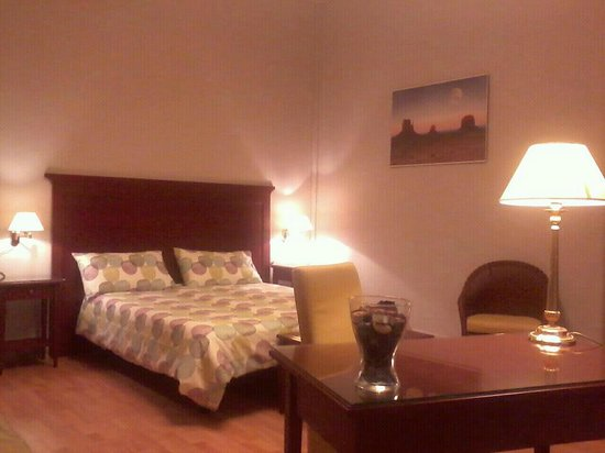 Bed & Breakfast Macalle: Camera /suite 301