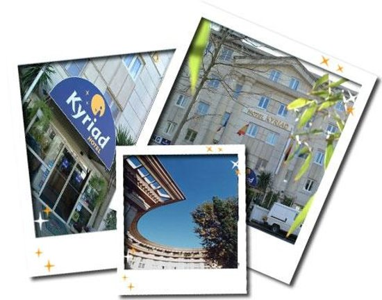 Kyriad Montpellier Centre - Antigone: Diver