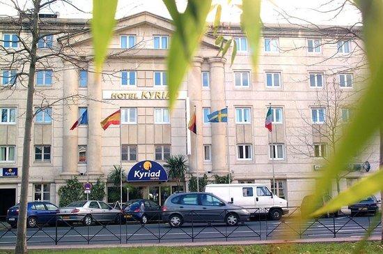 基里亞德蒙佩里爾中央安蒂格納酒店照片