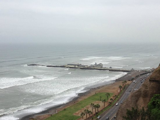 Belmond Miraflores Park:                   view from room