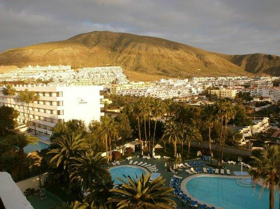 TRYP Tenerife:                   Guaza mountain
