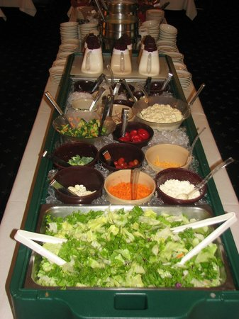 The Gathering Place: Fresh Cut Greens for the Salad Bar