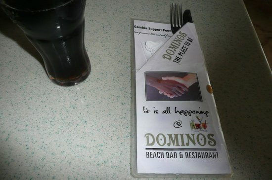 Dominos Beach Bar and Restaurant