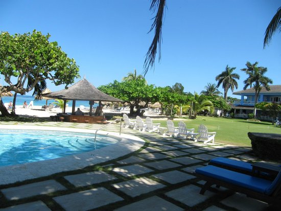 Jamaica Inn:                                     Total Relaxation