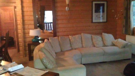 Coastal Kippford:                   Lounge