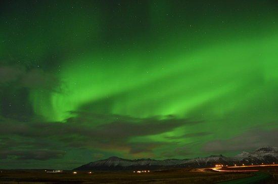 Reykjavik Excursions Northern Lights Tour: The Lights