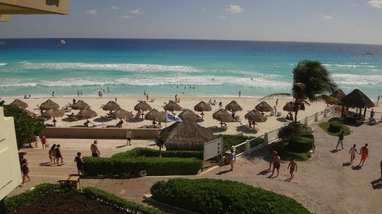 Paradisus Cancun:                   Ocean