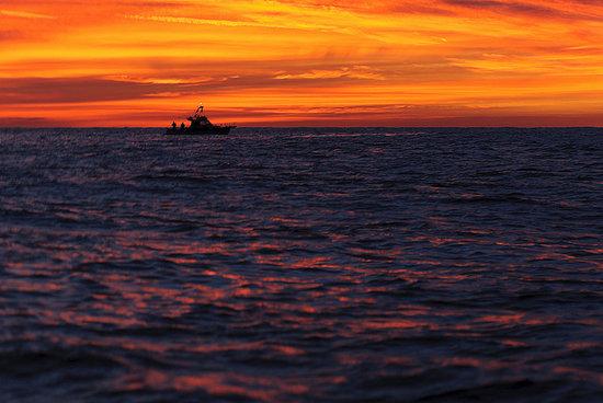 Le Raganelle: foto sul mare