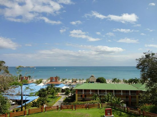Royal Decameron Golf, Beach Resort & Villas:                   Oceanview Room - Looking out from the balcony