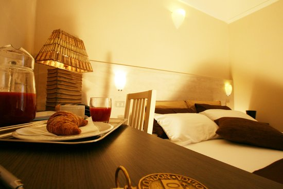 Hotel London: camera superior