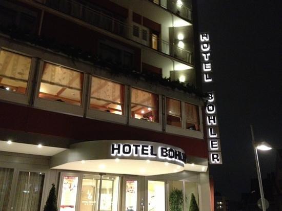 Hotel Böhler:                   Hotel Boehler