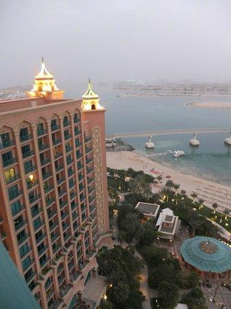 Atlantis, The Palm:                   au 18 ième impressionnant