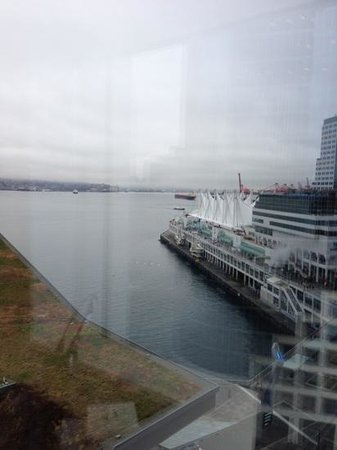 Fairmont Pacific Rim: view
