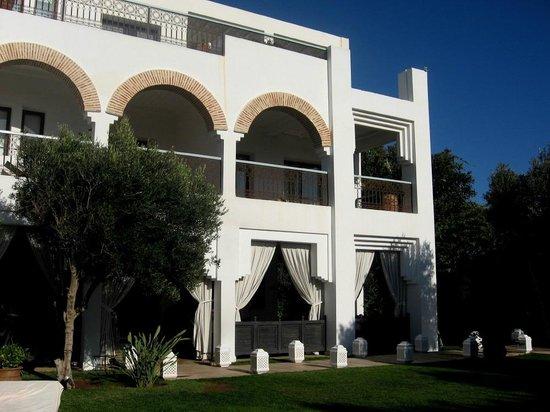 Riad Villa Blanche :                                     riad