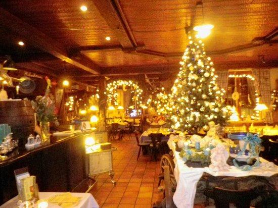 Hotel-Gasthof am Selteltor :                   ristorante