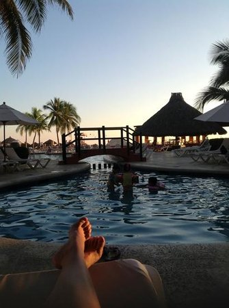 Holiday Inn Resort Ixtapa:                   alberca