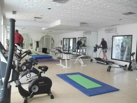 SENTIDO Djerba Beach: Salle de Fitness