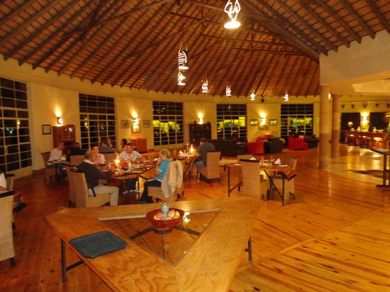 Rorke's Drift Hotel: The dining and bar
