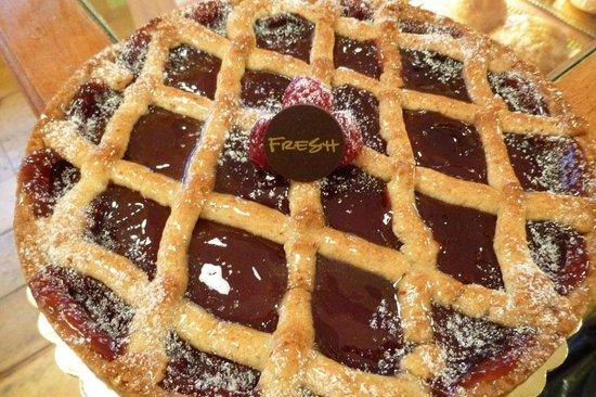 Fresh Bakery & Market : Raspberry Torte