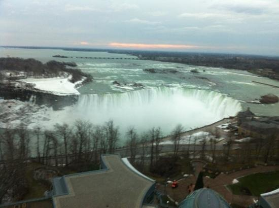 Fallsview Casino Resort:                                     From our room.