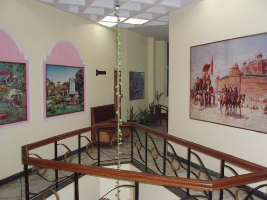 Hotel Taj Plaza: .