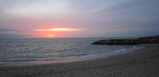 The Westin Resort & Spa, Puerto Vallarta: Equally gorgeous sunset location.