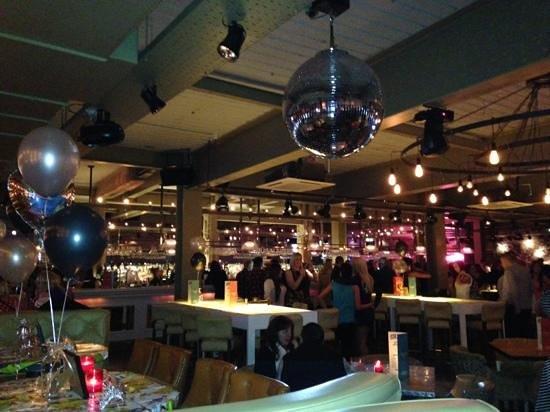 Revolution Blackpool: great atmosphere