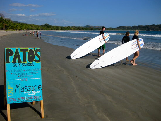 Pato's Surf School