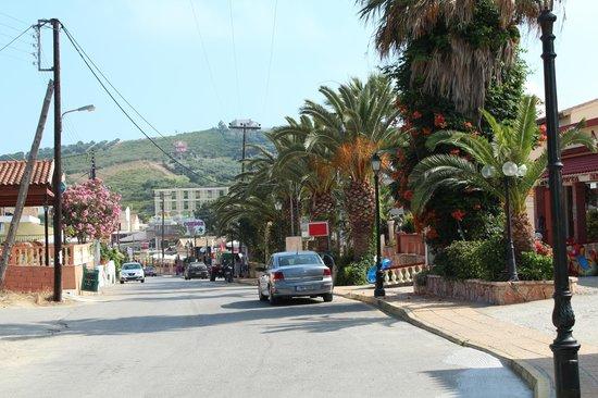 Delfino Blu Boutique Hotel:                   Agios Stefanos