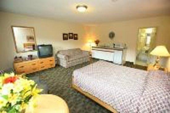 Mountaineer Lodge: Mount Whitehorn Suite