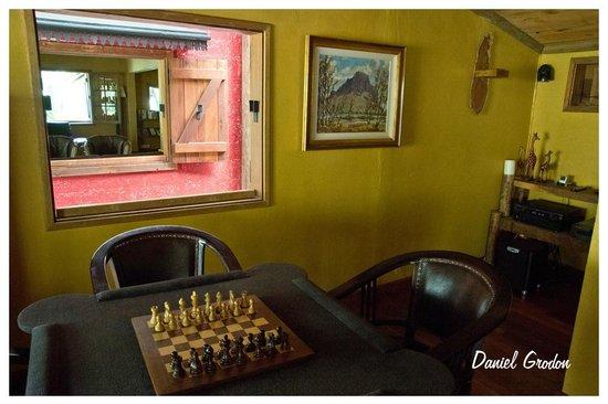 Lakaz Chamarel Exclusive Lodge:                   Espace famille