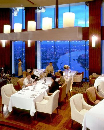 lebua at State Tower: Mezzaluna