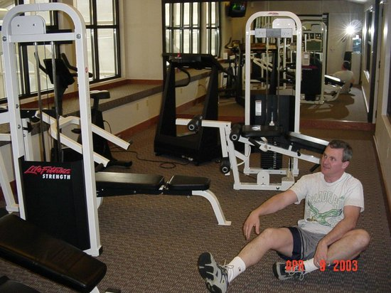 The Skagit Casino Resort:                                     Fitness center