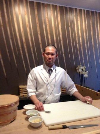 Futami:                   El Chef