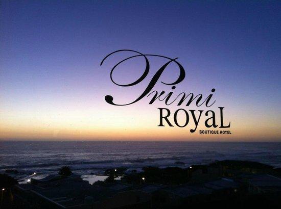 Primi-Royal: Primi Royal Logo