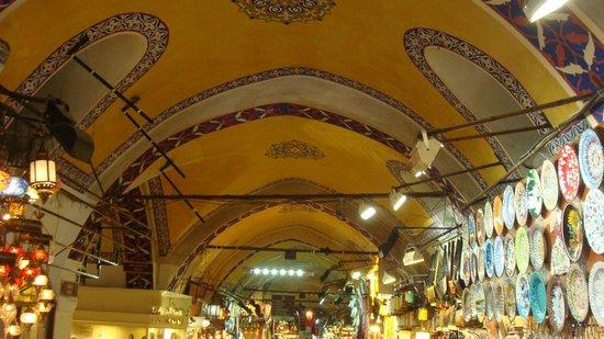 Kent Hotel: Gran Bazar