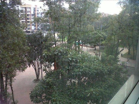 Cite Hotel: Vista desde la Habitación
