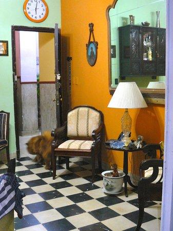 Casa Particular Isel e Ileana Havana:                   Livingroom Isel & Ileana