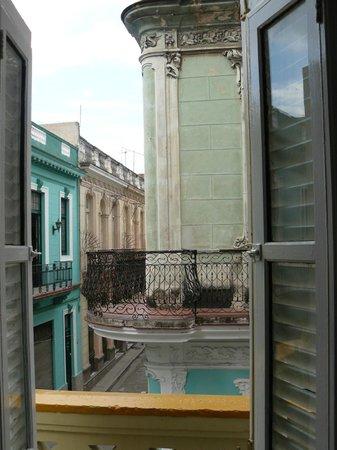 Casa Particular Isel e Ileana Havana:                   View from room