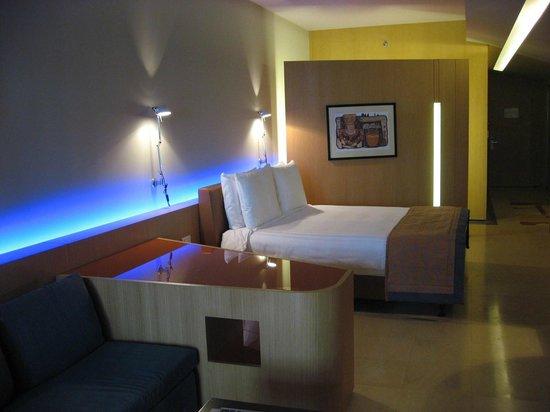 Kempinski Hotel Ishtar Dead Sea :                   Captain Kirk sleeps here