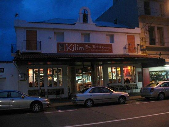 Kilim : Killim Turkish restaurant Hastings street