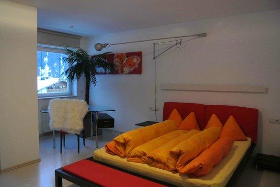 Royal Appartements Solden :                   Спальня