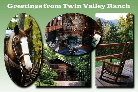 Twin Valley Bed and Breakfast and Horse Ranch: Homestay experience at the lodge
