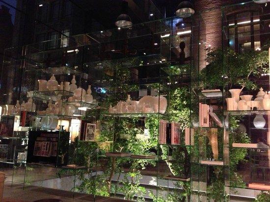 Conservatorium brasserie lounge amsterdam museum for Hotel a amsterdam economici