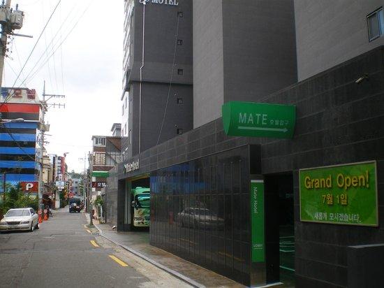 Mate Hotel Seoul: Mate Hotel