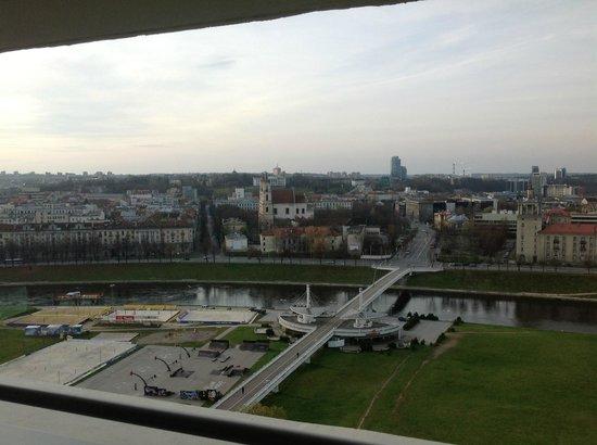 Radisson Blu Hotel Lietuva: Balcony 5