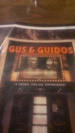 Gus & Guidos:                   G&G