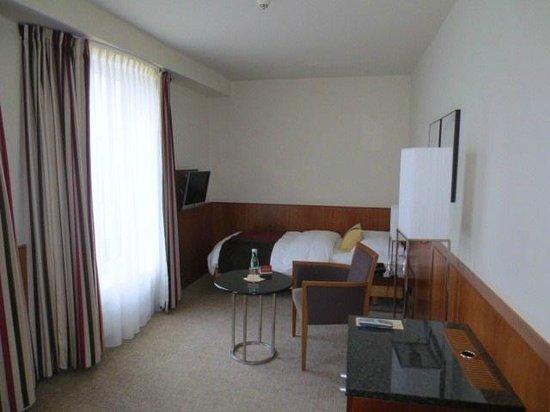 K+K Hotel Maria Theresia:                   シングルルーム