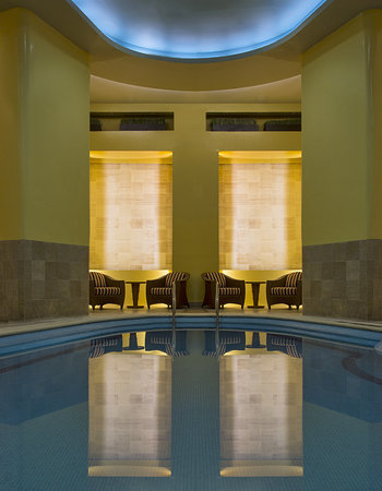 Le Meridien Mexico City: Indoor Pool